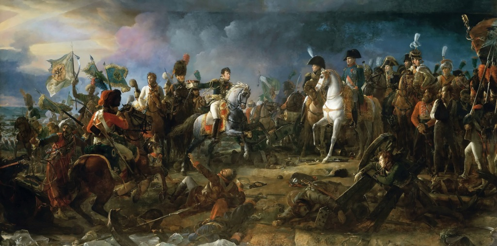 "Gérard, François: ""The Battle of Austerlitz, 2nd December 1805"""